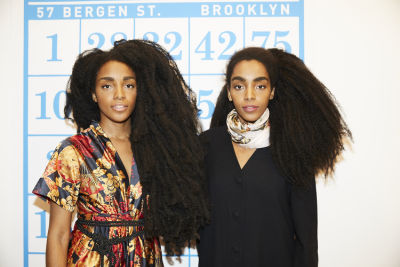 cipriana quann in Cocktails at Clare V. Cobble Hill Store