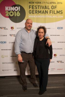 anthony bollinsky in Kino! 2016 Opening Night Premiere