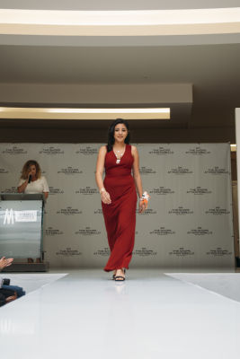 leslie ceja in Inside The Prom Preview Runway Show At The Shops At Montebello