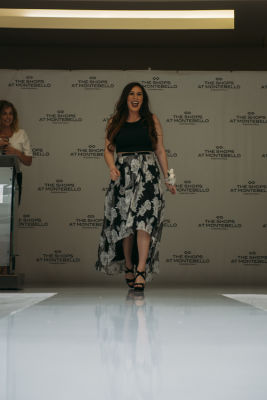julia verdugo in Prom Preview Runway Show for Outstanding Local Students at The Shops at Montebello