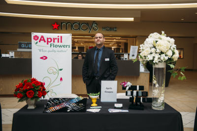 mike bagchechyam in Prom Preview Runway Show for Outstanding Local Students at The Shops at Montebello