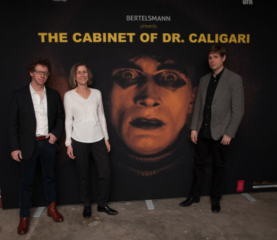 daniel kehlman in Kino!2016 Screening