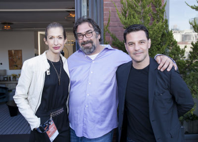 david alan-basche in Picture Motion's Impact Film Party at the Tribeca Film Festival