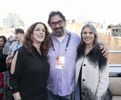 kristi jacobson in Picture Motion's Impact Film Party at the Tribeca Film Festival