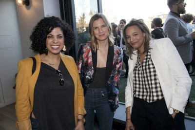 darcy heusel in Picture Motion's Impact Film Party at the Tribeca Film Festival