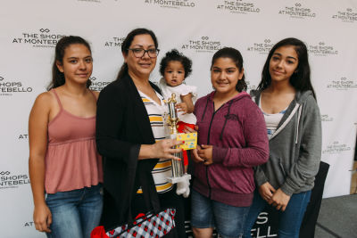 divana ponce in The Shops at Montebello Diaper Derby Event 2016