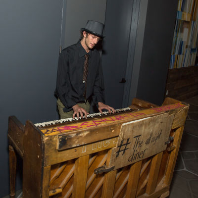 nicholas alexander in VIP Preview of The Camden Lifestyle at Hollywood + Vine