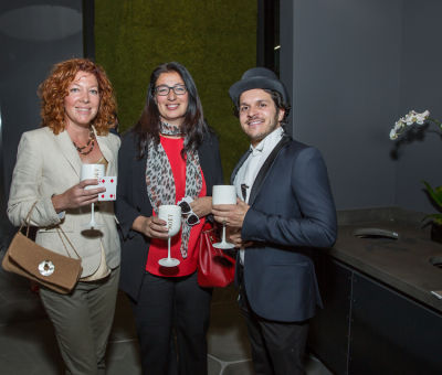 isabel gento in VIP Preview of The Camden Lifestyle at Hollywood + Vine
