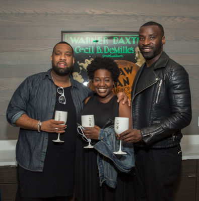 maliaka bell in VIP Preview of The Camden Lifestyle at Hollywood + Vine