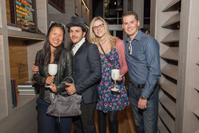 kelly leitereq in VIP Preview of The Camden Lifestyle at Hollywood + Vine