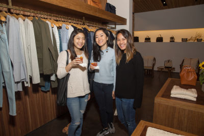 mimi leung in A Street Af(fair) Opening Party