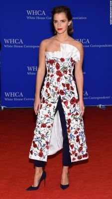 Emma Watson at WHCD