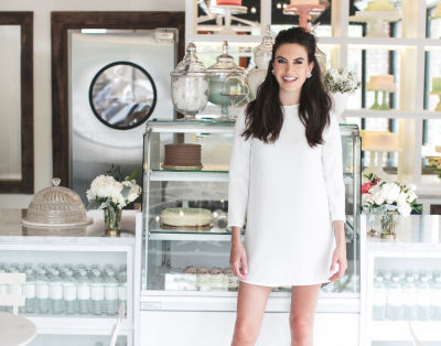 elizabeth chambers in Elizabeth Chambers' Guide To The Perfect L.A. Mother's Day