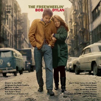 Bob Dylan, Suze Rotolo