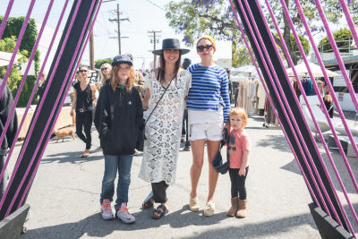 coryander friend in West Hollywood Design District A Street Af(fair)
