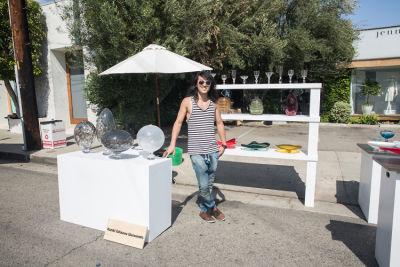 kazuki takizawa in West Hollywood Design District A Street Af(fair)