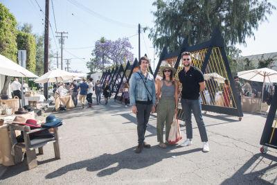 stenn parton in West Hollywood Design District A Street Af(fair)