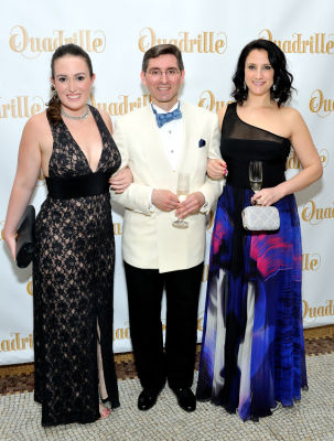 sara lopatin in 5th Annual Quadrille Spring Soiree