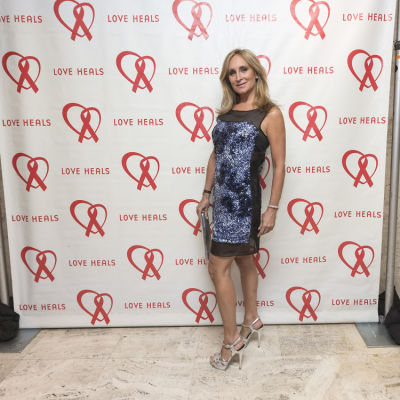sonja morgan in Love Heals Gala 2016