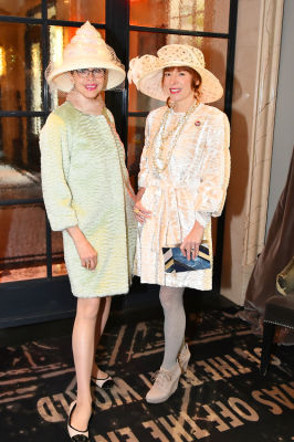 debbie dickinson in New York Philanthropist Michelle-Marie Heinemann hosts 7th Annual Bellini and Bloody Mary Hat Party sponsored by Old Fashioned Mom Magazine