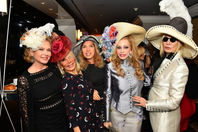 maggie norris in New York Philanthropist Michelle-Marie Heinemann hosts 7th Annual Bellini and Bloody Mary Hat Party sponsored by Old Fashioned Mom Magazine