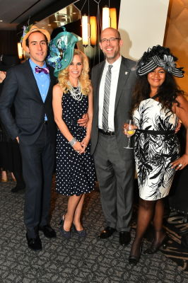 maryse s-selit in New York Philanthropist Michelle-Marie Heinemann hosts 7th Annual Bellini and Bloody Mary Hat Party sponsored by Old Fashioned Mom Magazine