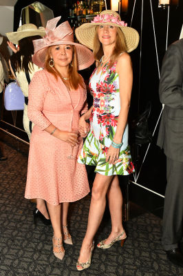 adele nino in New York Philanthropist Michelle-Marie Heinemann hosts 7th Annual Bellini and Bloody Mary Hat Party sponsored by Old Fashioned Mom Magazine
