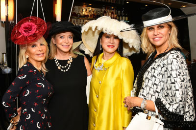 andrea warshaw-wernick in New York Philanthropist Michelle-Marie Heinemann hosts 7th Annual Bellini and Bloody Mary Hat Party sponsored by Old Fashioned Mom Magazine