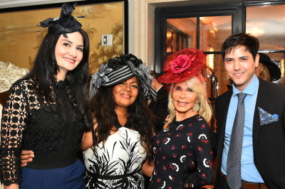 dr maryse-selit in New York Philanthropist Michelle-Marie Heinemann hosts 7th Annual Bellini and Bloody Mary Hat Party sponsored by Old Fashioned Mom Magazine