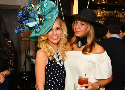 nicole abate in New York Philanthropist Michelle-Marie Heinemann hosts 7th Annual Bellini and Bloody Mary Hat Party sponsored by Old Fashioned Mom Magazine