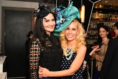 alessandra emanuel in New York Philanthropist Michelle-Marie Heinemann hosts 7th Annual Bellini and Bloody Mary Hat Party sponsored by Old Fashioned Mom Magazine