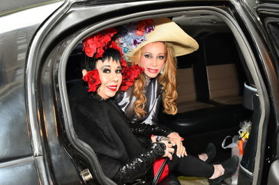 joy marks in New York Philanthropist Michelle-Marie Heinemann hosts 7th Annual Bellini and Bloody Mary Hat Party sponsored by Old Fashioned Mom Magazine