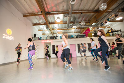Zumba and Yoga at LA Mother