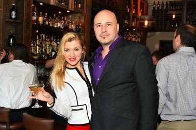 jasna numanovic in Handcraft Kitchen & Cocktails 1 Year Anniversary Party!