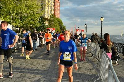 jaime foster-lee in Wall Street Run & Heart Walk (Part 1) 