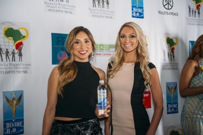 brielle gearson in Humans for Humanity WLWG Red Carpet Soiree