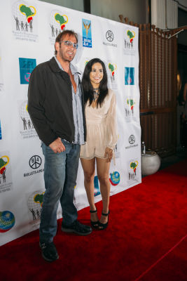 nataly pena in Humans for Humanity WLWG Red Carpet Soiree