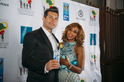 sofi mamo in Humans for Humanity WLWG Red Carpet Soiree