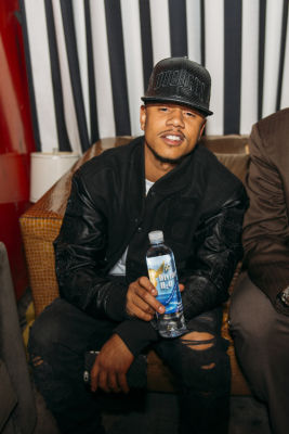 lil fizz in Humans for Humanity WLWG Red Carpet Soiree