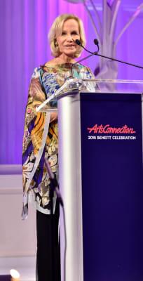 linda janklow in ArtsConnection 2016 Benefit Celebration