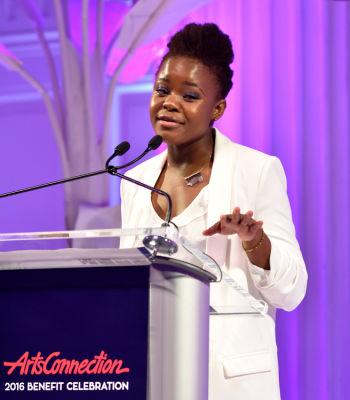 shanalda johnson in ArtsConnection 2016 Benefit Celebration