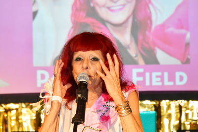 patricia field in The Lower Eastside Girls Club 2016 SPRING FLING
