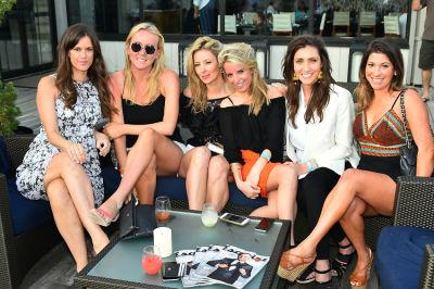liz rubin in LDV Hospitality & Esquire Summer Kick-Off Party at Gurney's Montauk
