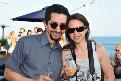 monet march in LDV Hospitality & Esquire Summer Kick-Off Party at Gurney's Montauk