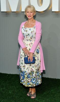 dame helen-mirren in MoMA Party in the Garden 2016