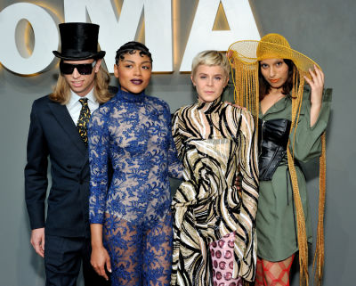 robyn in Best Dressed Guests: 2016 MoMA Party In The Garden