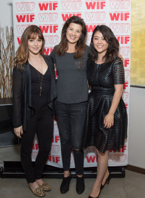 andrea chung in Women In Film Presents A Special Screening Of