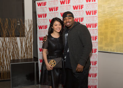 andrea chung in Women In Film (WIF) Special Screening of
