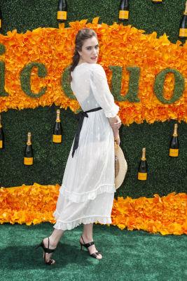 julia loomis in Veuve Clicquot Polo Classic 2016