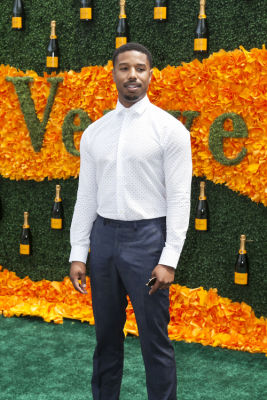michael jordan in Veuve Clicquot Polo Classic 2016